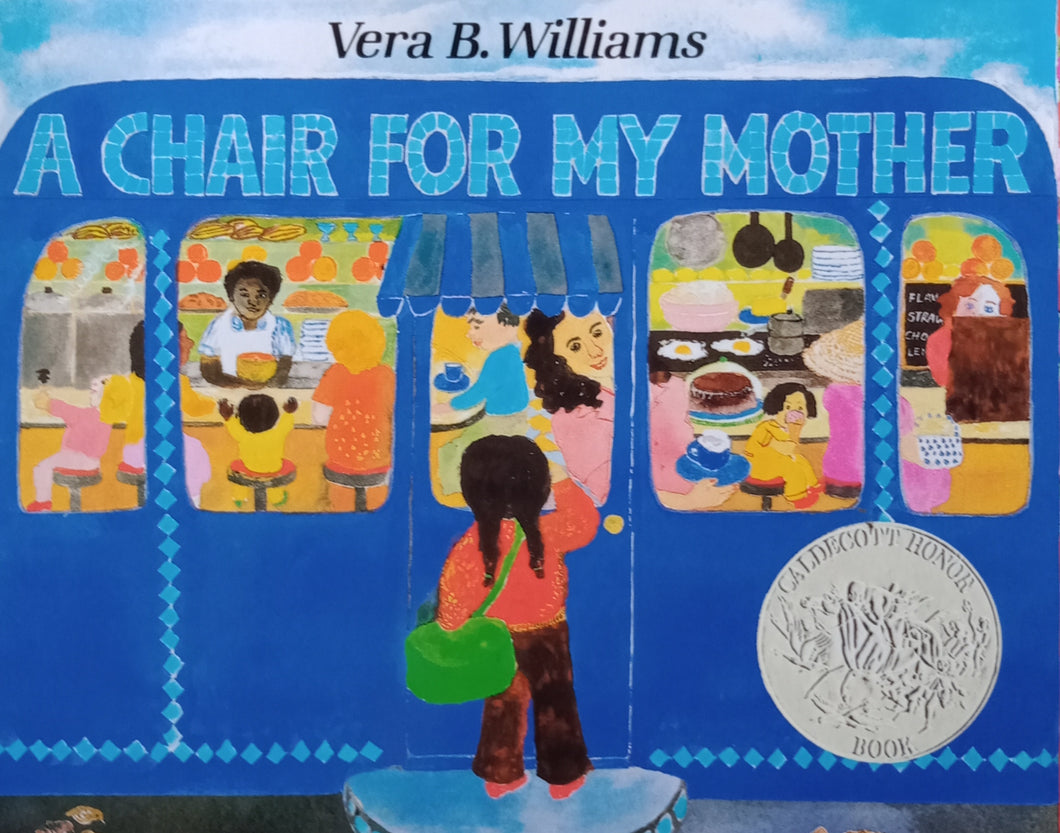 A Chair For My Mother by Vera William