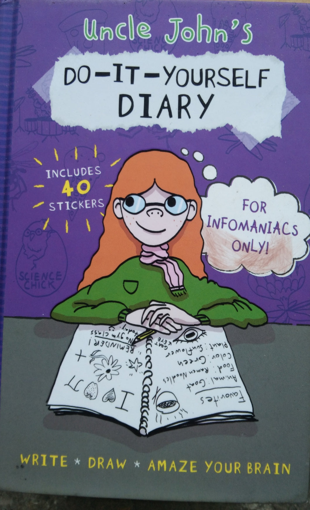 Uncle John's Do It Yourself Diary