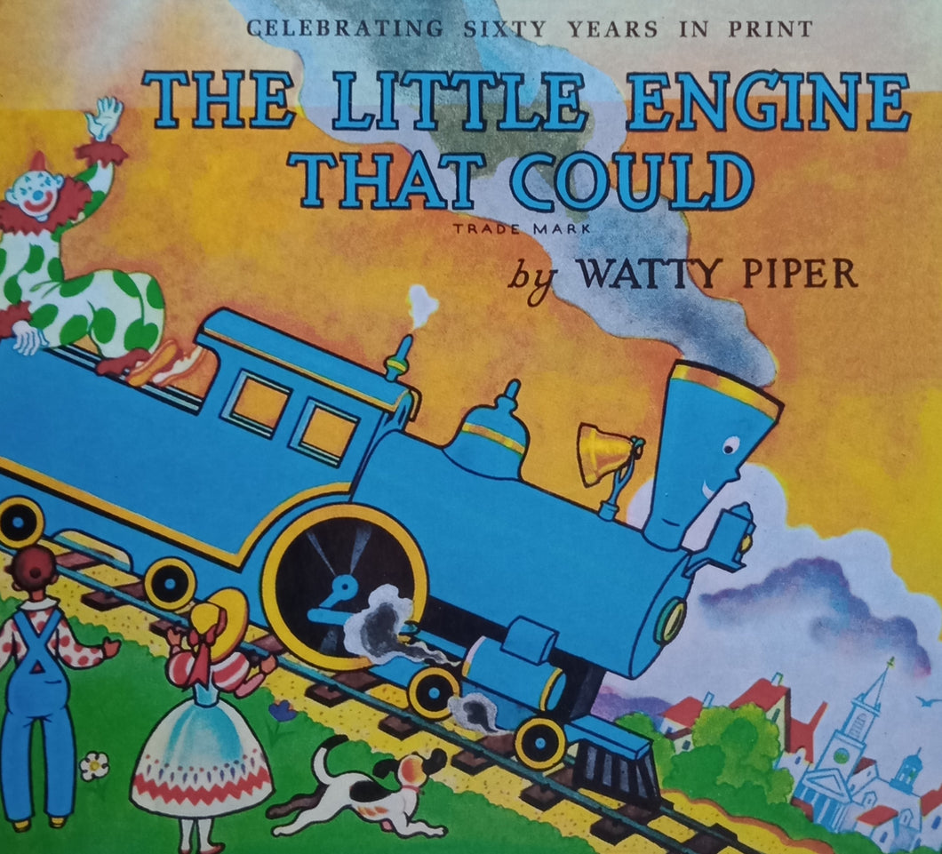 The Little Engine That Could by Watty Piper