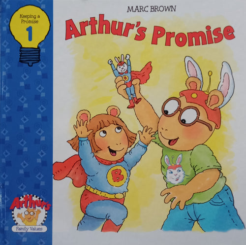 Arthur's Promise by Marc Brown