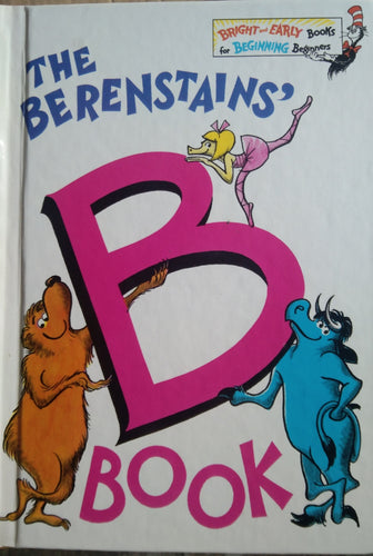 The Berenstain B Book