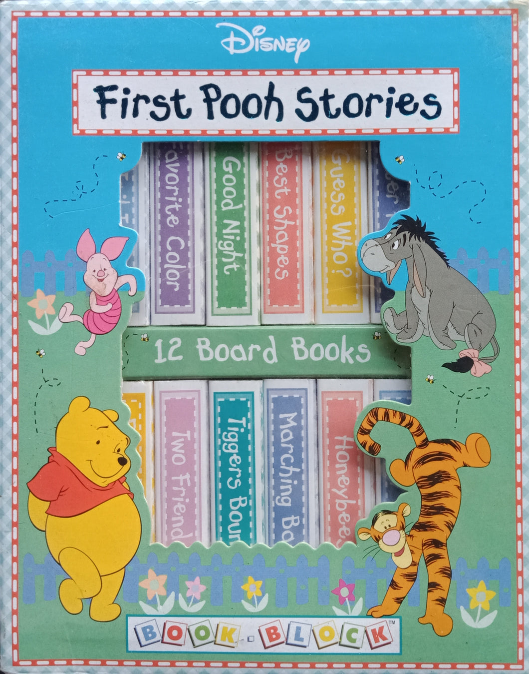 First Pooh Stories Book Block : Insidr You'll Find These 12 Charming Books