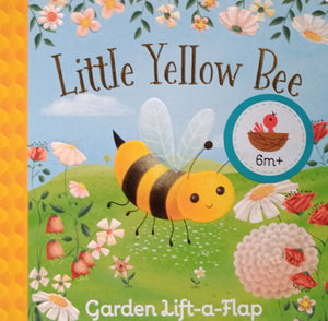 Little Yellow Bee : Garden Lift A Flap