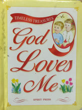 Load image into Gallery viewer, Timeless Treasures : God Loves Me