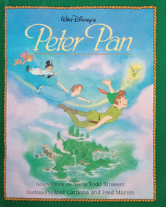 Walt Disney's : Peter Pan by Todd Strasser