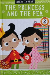 Ready To Read : The Princess And The Pea by Helen Anderton