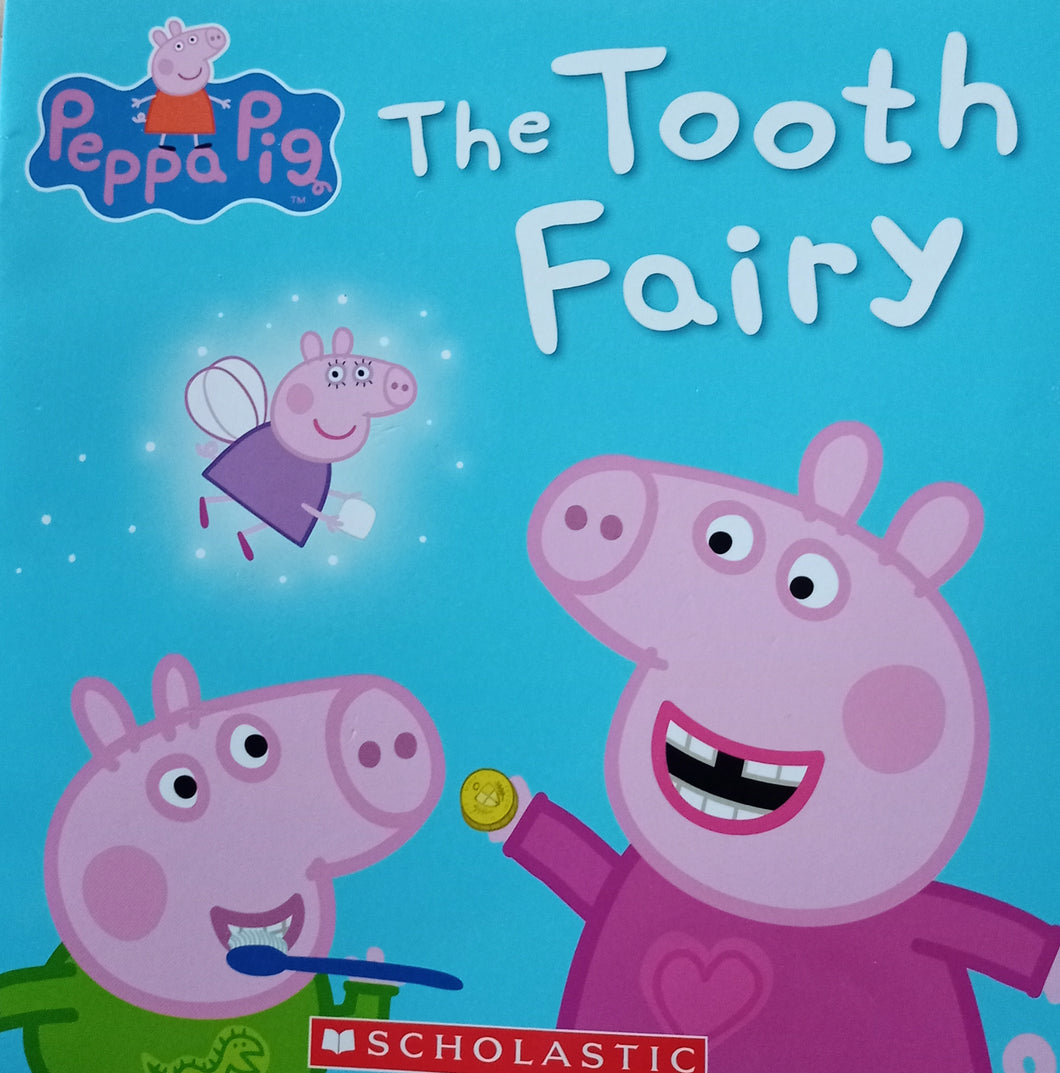 Peppa Pig The Tooth Fairy