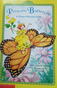 Princess butterfly a flower princess story