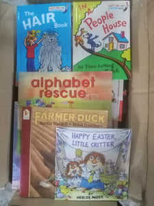 Childrens book assorted titles(6C)