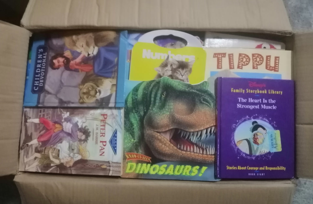 Childrens book assorted title (12C)