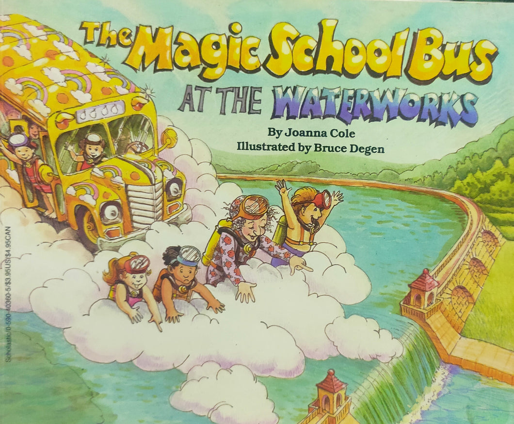 Magic School Bus : At The Watereworks