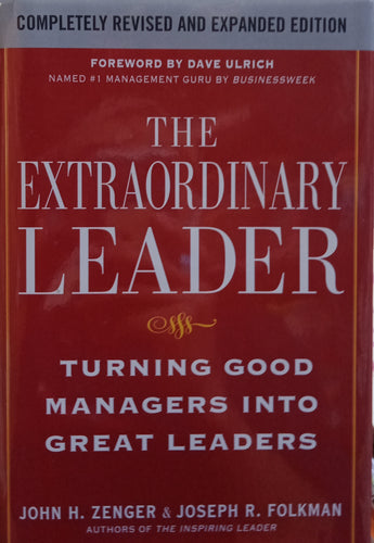 The Extraordinary Leaders by John Zenger