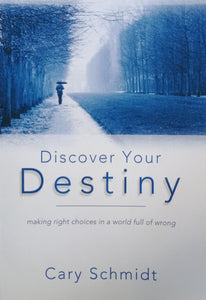 Discover Your Destiny by Cary Schmidt