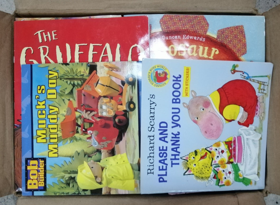 Childrens book Assorted titles(60)
