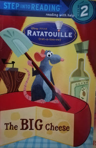 Step into Reading RATATOUILLE The Big Cheese