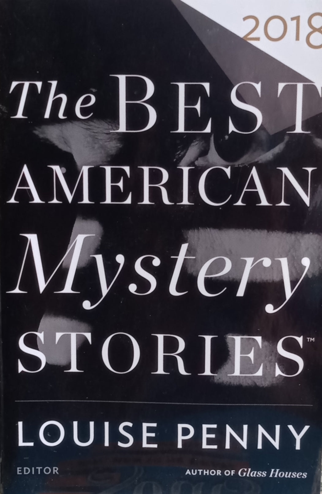 The Best American Mystery Stories By Louis Penny