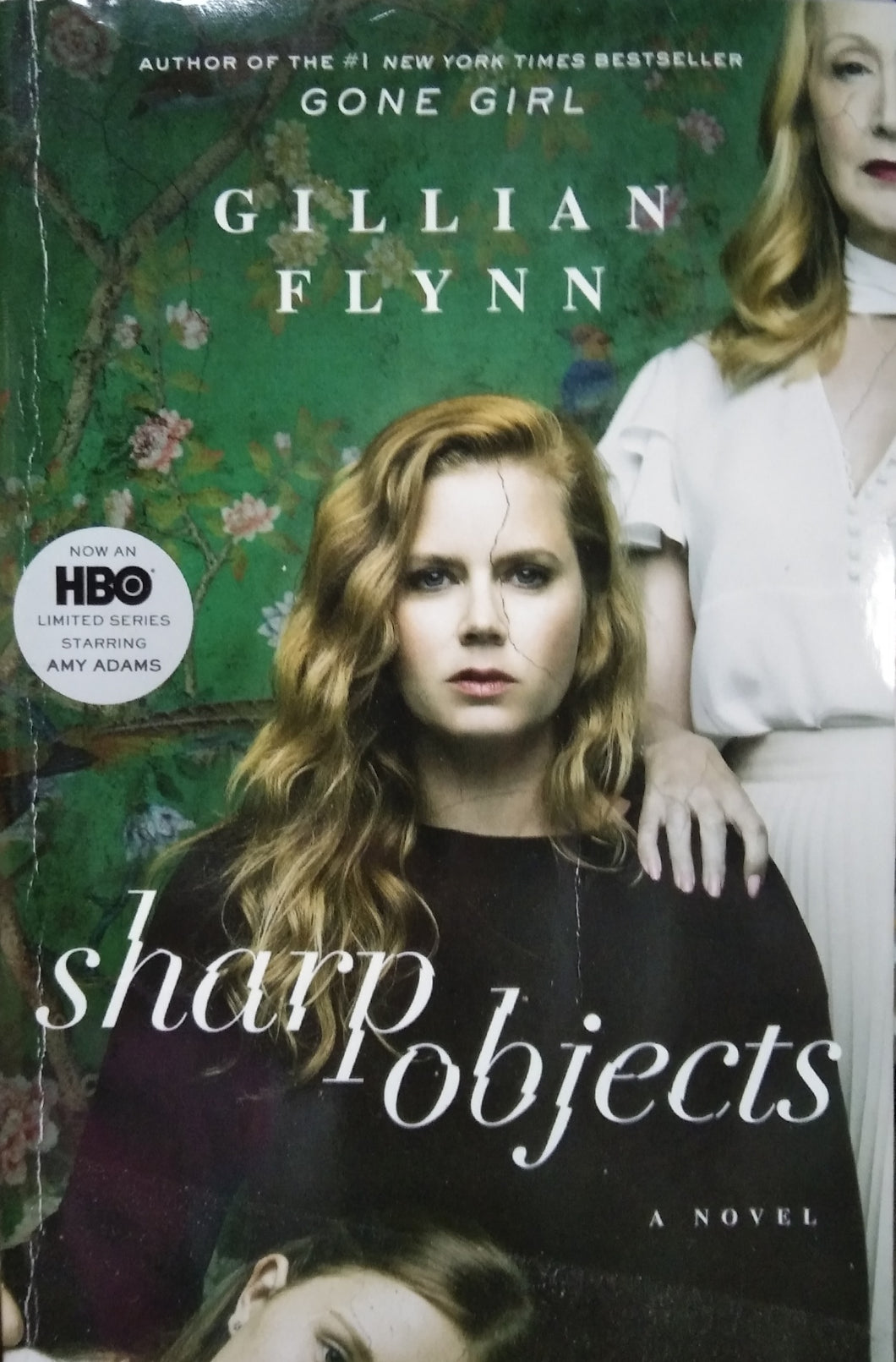 Sharp Object By Gillian Flynn