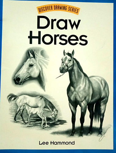 Draw Horses by Lee Hammond