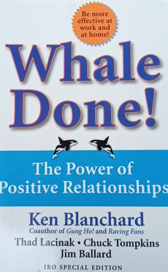 Whale Done by Ken Blanchard
