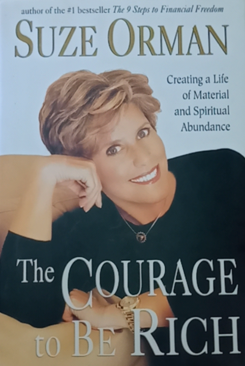 The Courage to be Ritch by Suze Orman