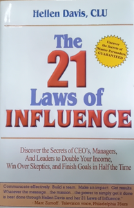 The 21 Laws Of Influence by Hellen Davis