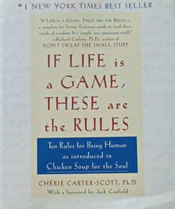 If Life Is A Game These Are The Rules by Cherie Carter