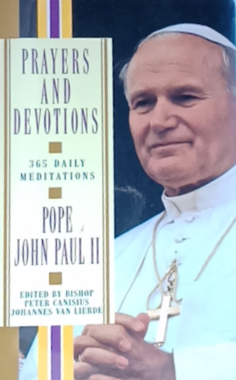 Prayers And Dovotions by Pope John Paul ll