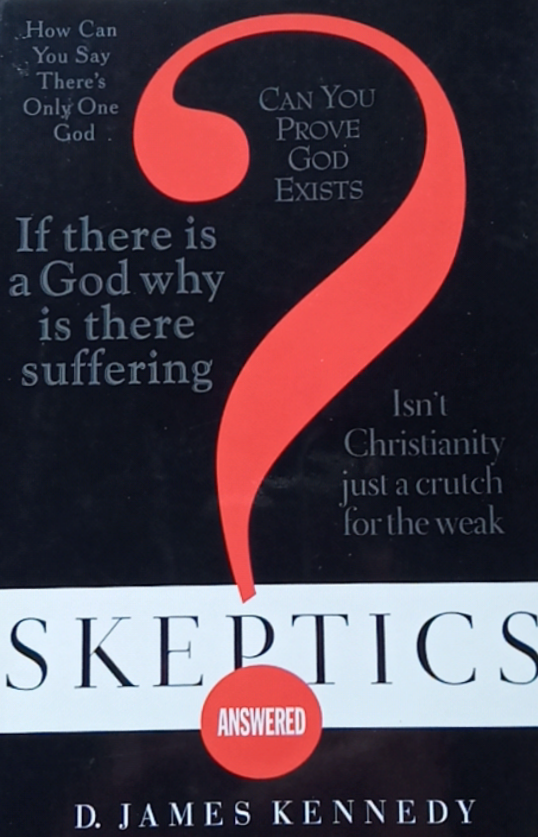 Skeptic by James Kennedy