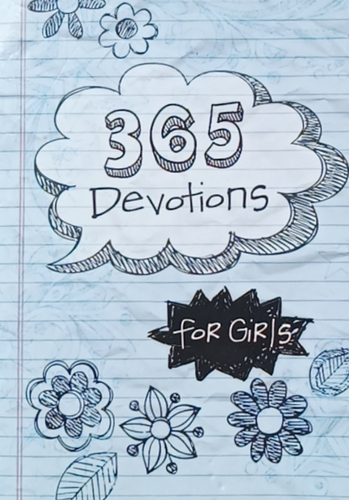 365 Devotin For Girls