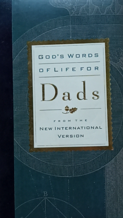 God's Words Of Life For Dad
