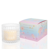 Mrs Darcy | Crystal Soy Scented Candle - Illuminite: Summer Punch + Wild Berry