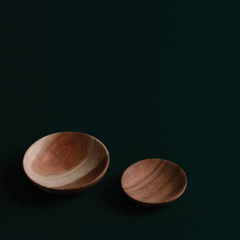 123home | Acacia Wooden Bowl Large