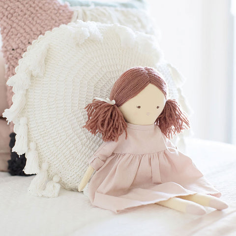 Alimrose Designs | Matilda Doll in Pink Dress