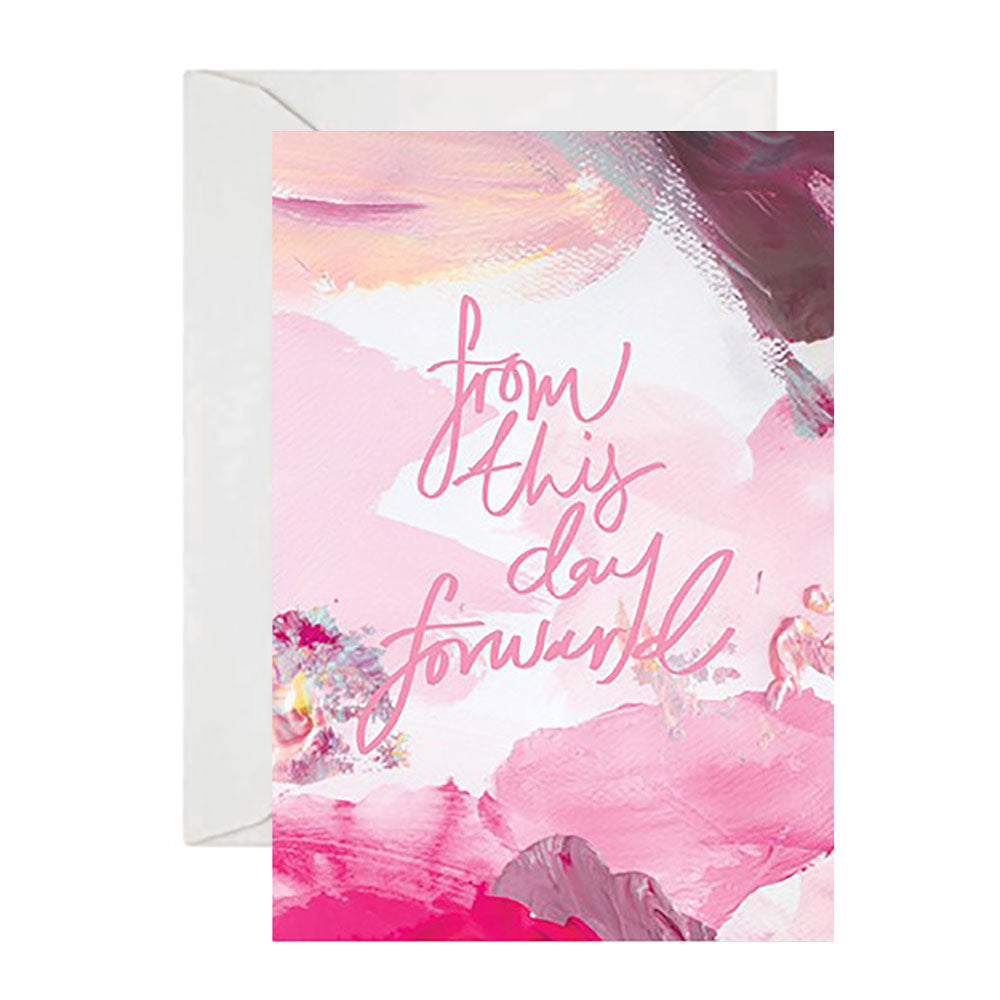 Rachel Kennedy Designs | From This Day Forward Gift Card