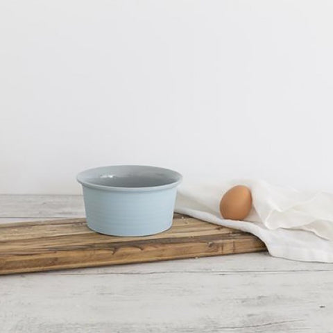 Ivory House | Flax Ceramic Ramekin Bowl in Duck Egg Blue