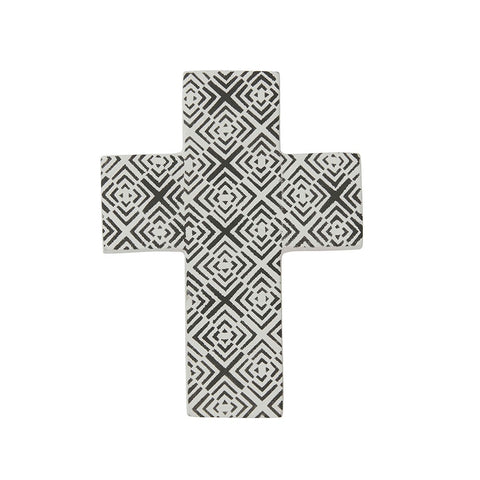Amalfi | Saint Cross Wall Decor Sculpture