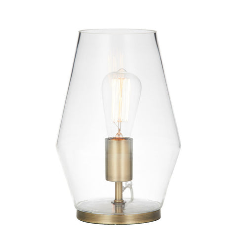 Amalfi | Luca Glass Table Lamp