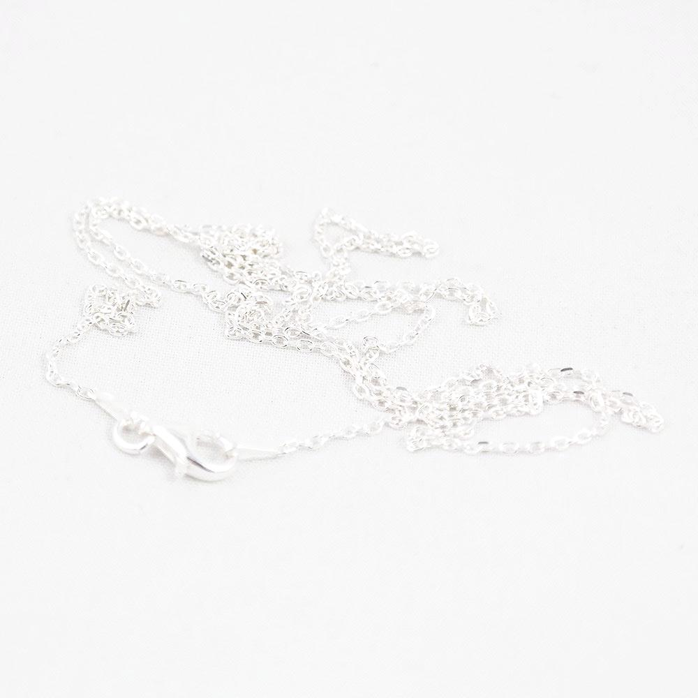 123home | Sterling Silver Chain 60cm