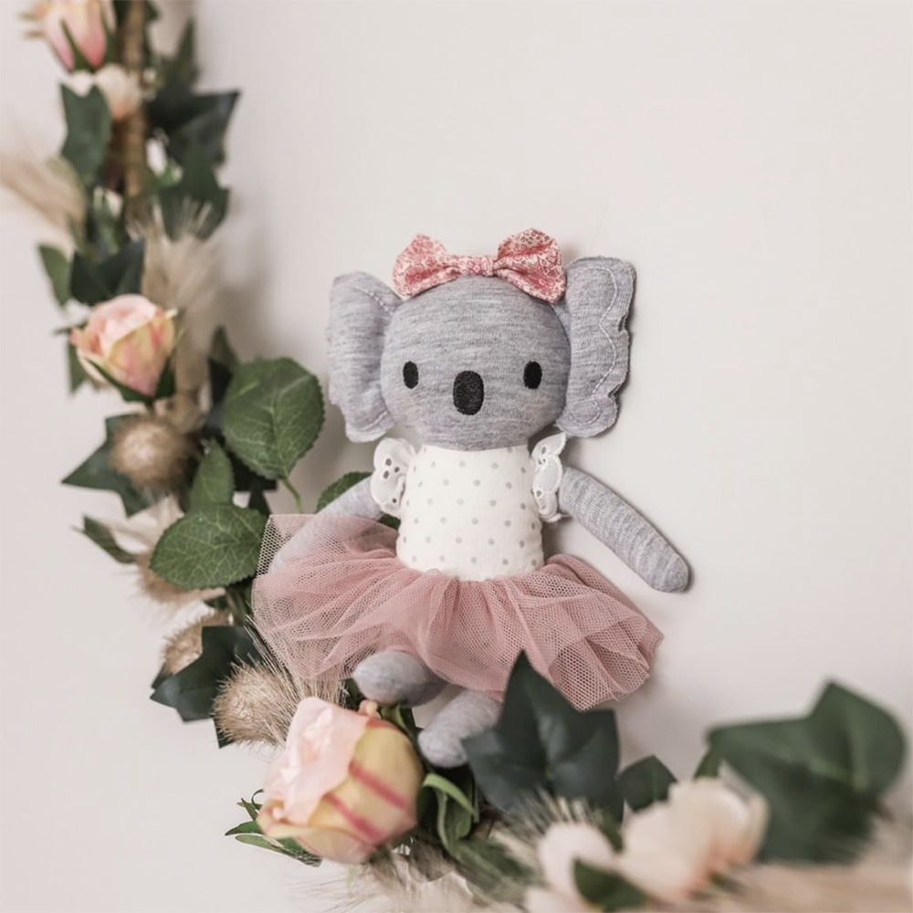 Alimrose Designs | Trudie the Koala Doll