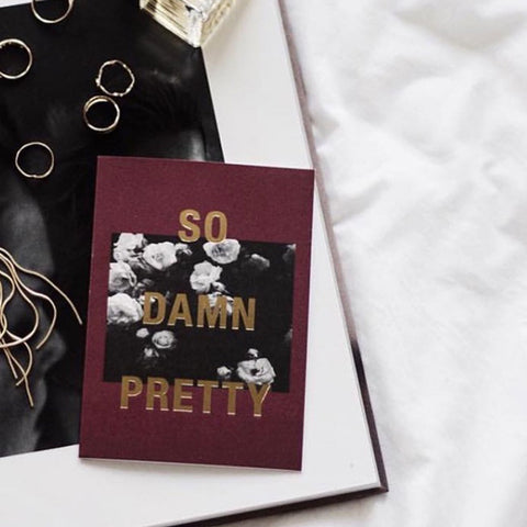 Blacklist | So Damn Pretty Gift Card