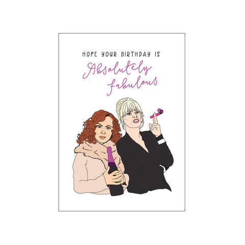 Candle Bark Creations | Ab Fab Birthday Gift Card