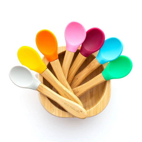 Bamboo Spoons Set