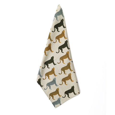 Raine & Humble | Cheetahs Gone Wild Single Kitchen Tea Towel