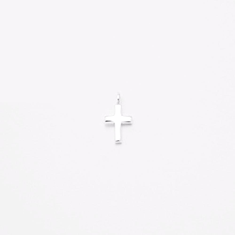 123home | Sterling Silver (925) Cross Pendant for Necklace