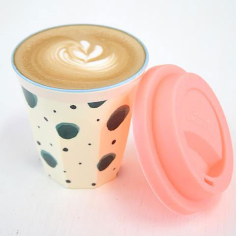 RICE | Silicone Coffee Tea Lids for RICE Melamine Cups