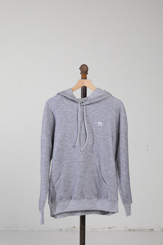 Sueded Pullover Hoodie - Athletic Heather