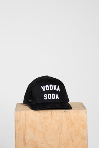 """Vodka Soda"" SnapBack"