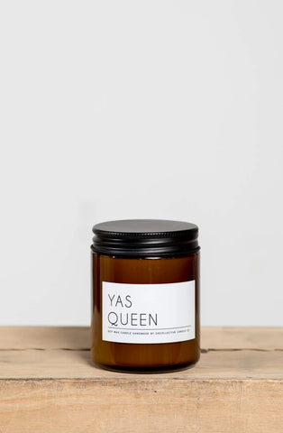 'Yass Queen' Candle