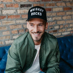 """Whiskey Rocks"" Hat"