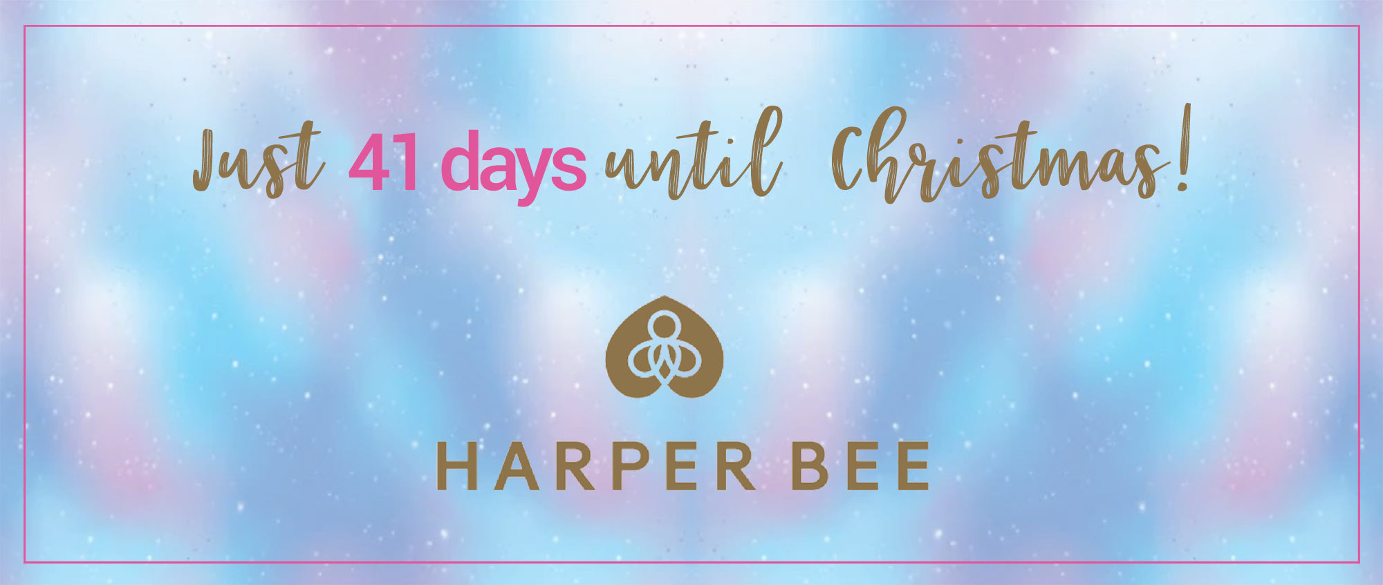 Harper Bee gift packs are the best choice for your tween this Christmas!